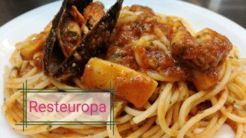 Spaghetti alla marinara 4,99